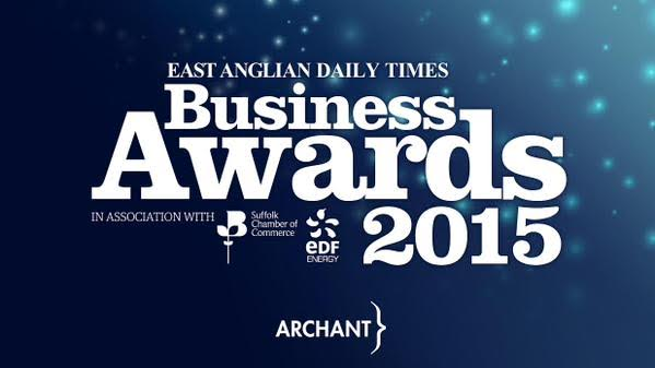 East Anglian Daily Times Business Awards 2015
