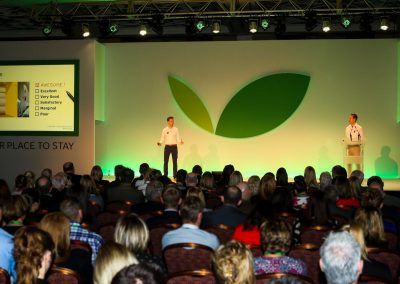 hoseasons-conference-stage