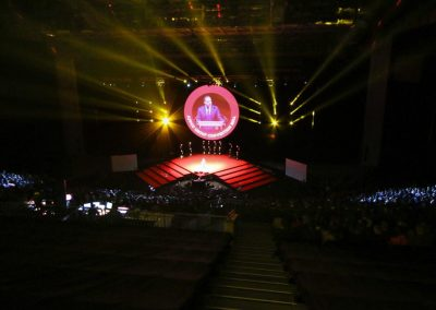 Convention Audio Visual Event Production