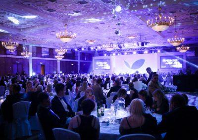 Celtic Manor Gala Dinner Production