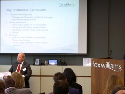 Fox Williams LLP – Video On Tap