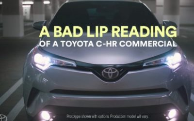 How to be better at video marketing than Toyota – Branded Viral Video of the Week