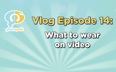 What to wear on video – how not to be a floating head