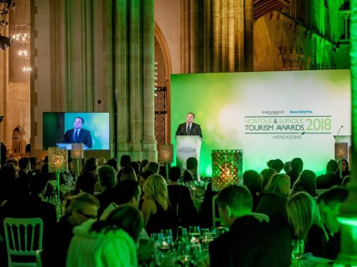 Norfolk and Suffolk Tourism Awards 2018