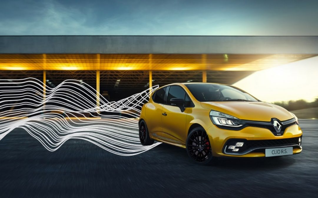 Renault interactive video